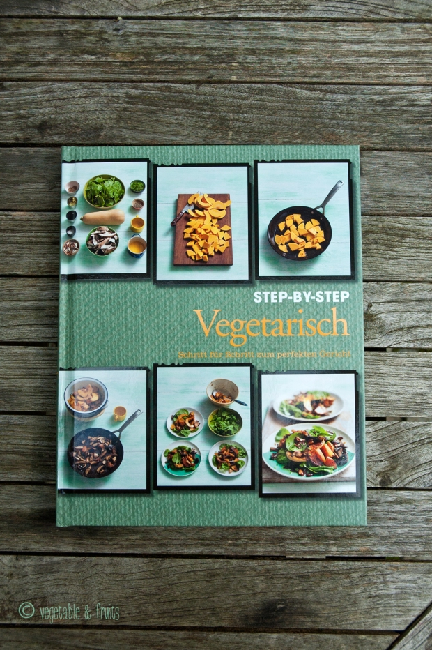 VEGETARISCH step by step